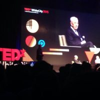 What Shimon Peres said at TEDx White City (Tel Aviv)